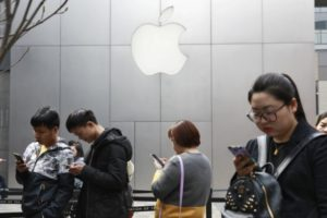 China court bans sales of older iPhone models for violating Qualcomm patent