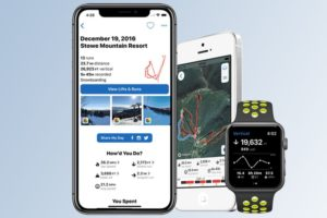 These Apple Watch Apps are great for Skiing and Snowboard tracking