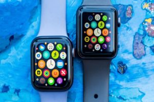 Apple Watch Series 3 and 4