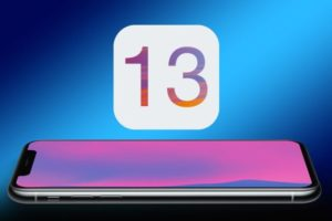 ios 13 supported devices