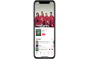 Apple Music with iOS 13