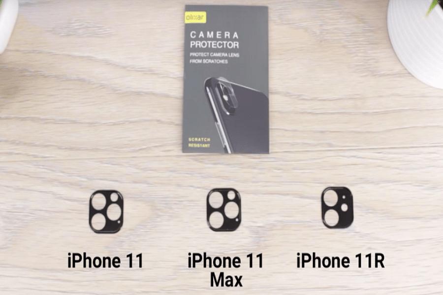 Apple iPhone 11 Camera