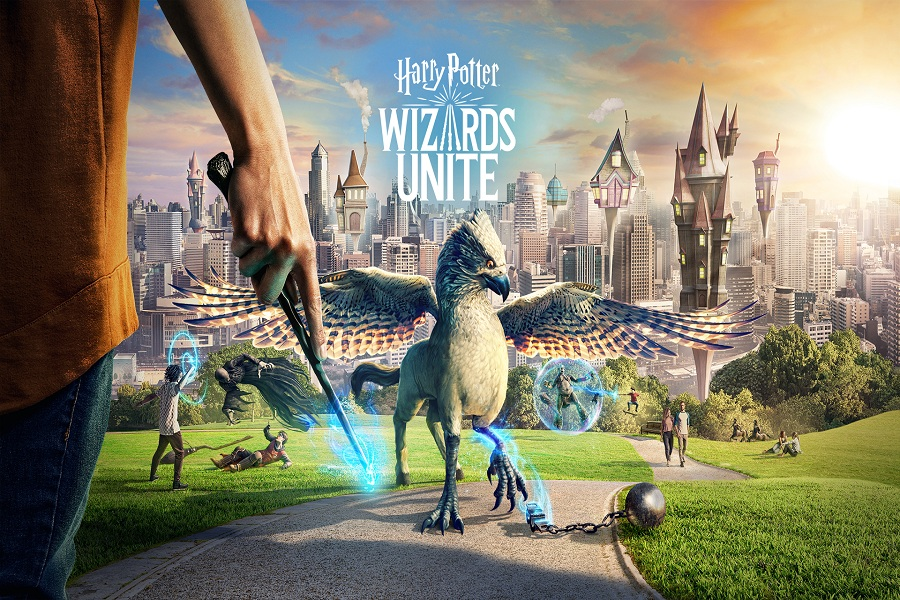 Harry Potter Wizards Unite iOS