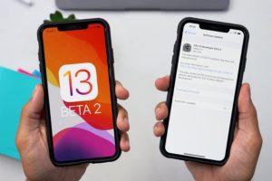 Install iOS 13 Beta 2
