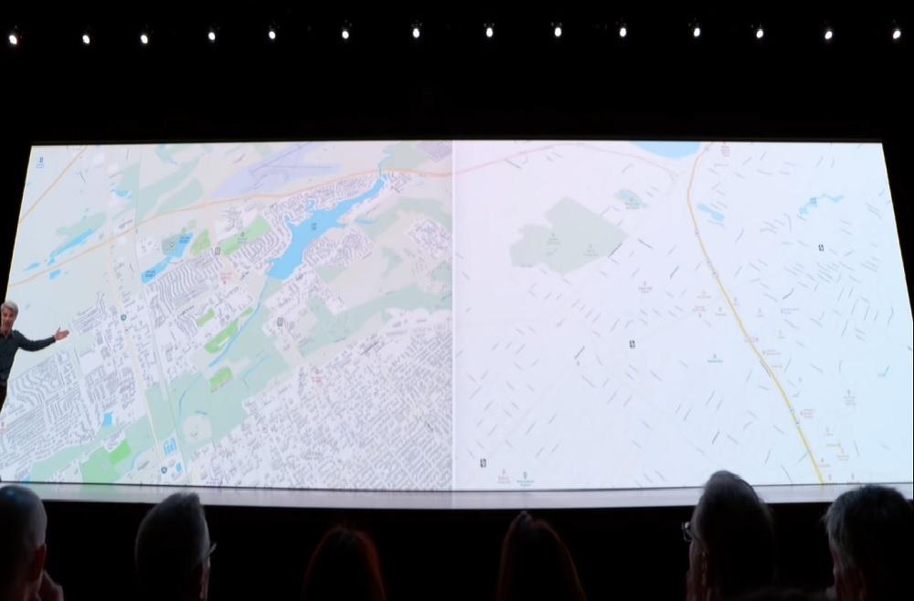 iOS 13's Maps' Look Around vs Google Maps' Street View : Quick