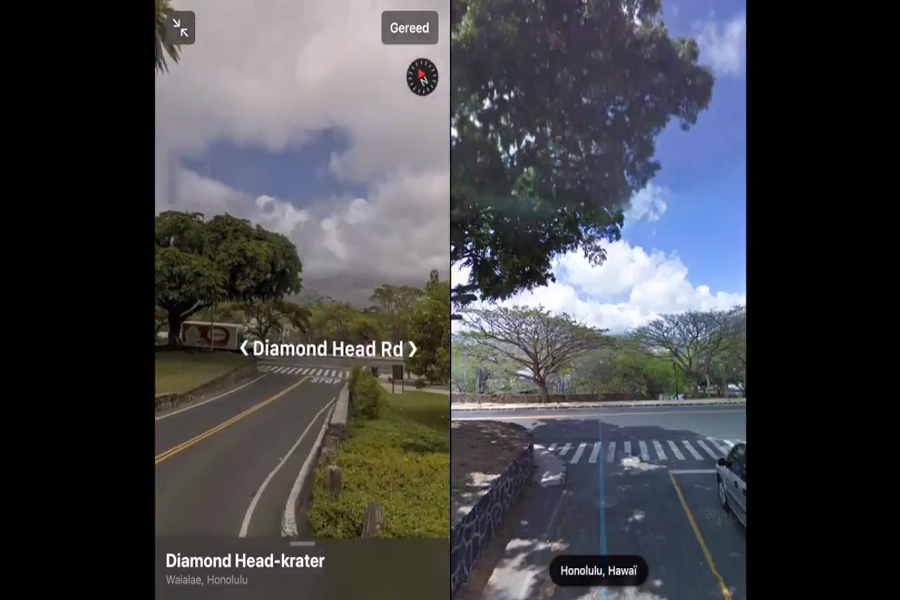 iOS 13's Maps' Look Around vs Google Maps' Street View