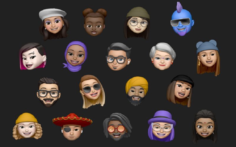 Use Memoji Stickers in iOS 13