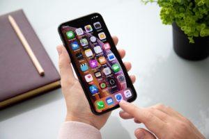 iOS 13 Three Fingers Gesture