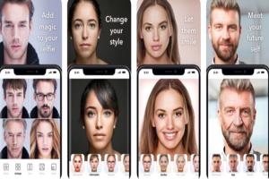 FaceApp iOS