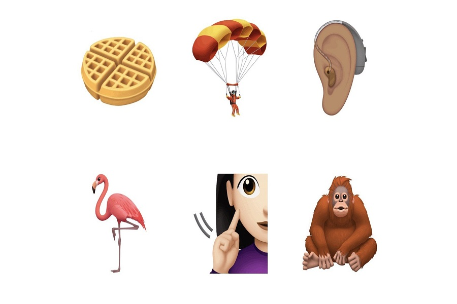 New Emojis to iPhone