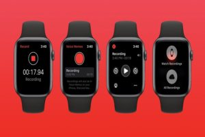 how-to-record-voice-memos-apple-watch-watchos-6