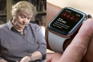 Apple Watch Saved a Woman's Life