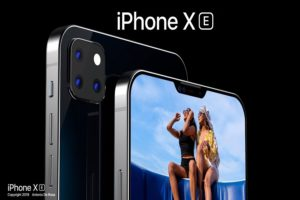 iPhone SE 2 or iPhone XE
