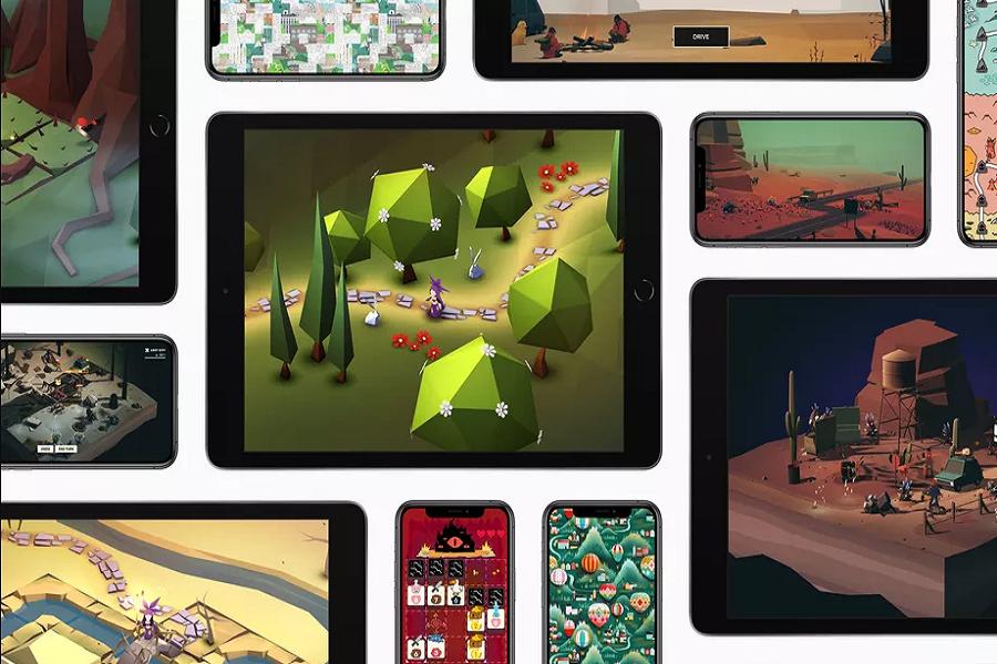 Apple Arcade sign up free