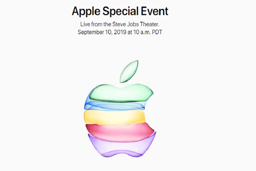 Apple September keynote 2019 event live stream