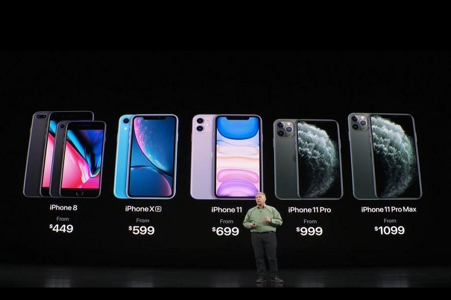 Preorder iPhone 11, iPhone 11 Pro, and iPhone 11 Pro Max