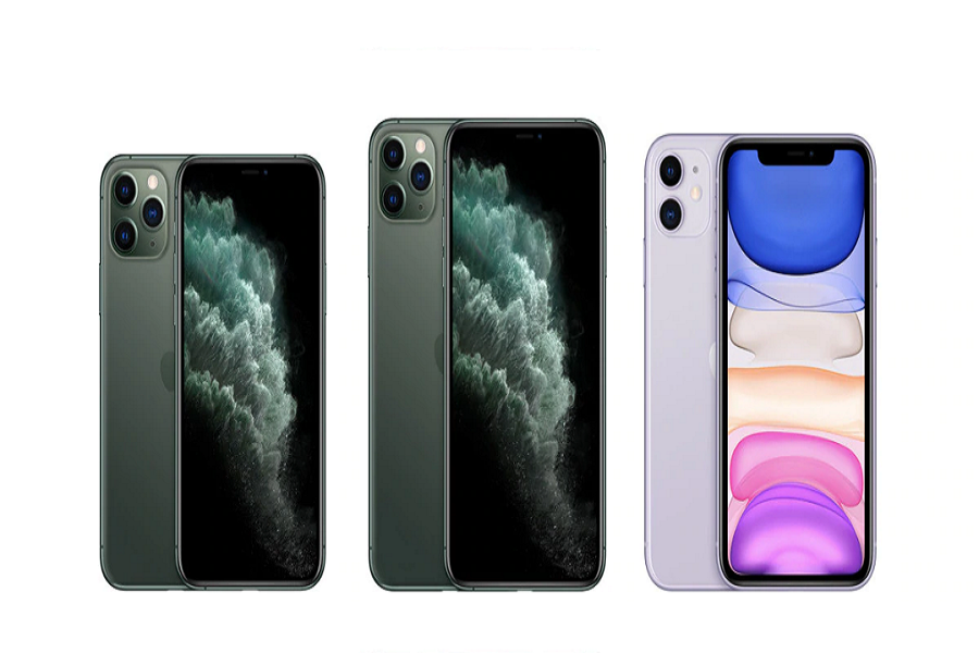 iPhone 11, iPhone 11 Pro, iPhone 11 Pro Max Price in India