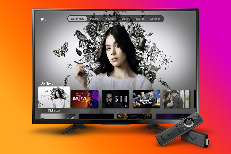 How To Get Apple TV App on Amazon Fire TV Devices