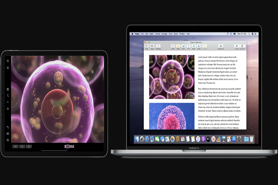 Use iPad As A Second Display or Mirror for Mac with Sidecar