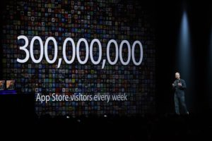 Apple Special Event for apps and games