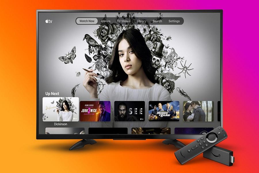 Apple TV App On Amazon Fire TV
