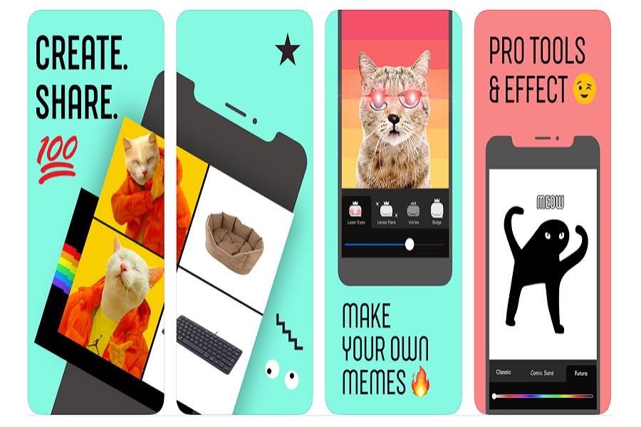Best Meme App for iPhone 2020