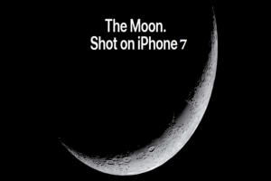 How To Take A Picture Of The Moon With iPhone 7 plus