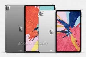 Apple's 2020 iPad Pro