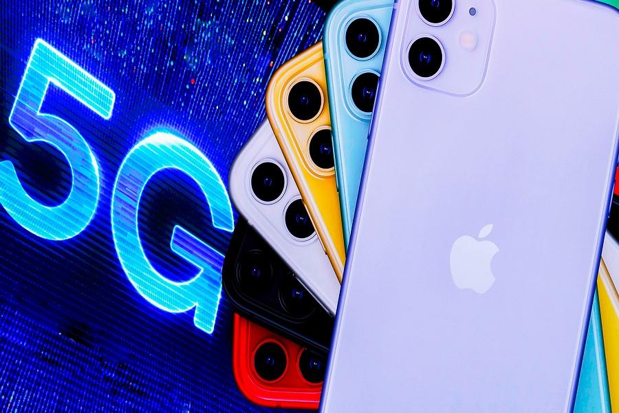 5G iPhones 2021