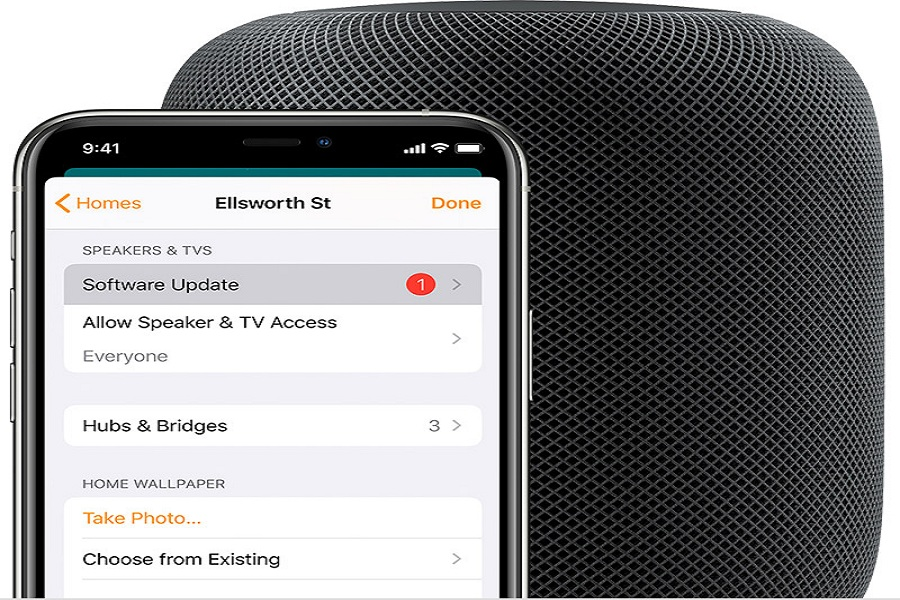 Update HomePod To The Latest Version