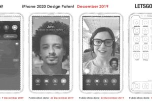 iPhone 2020 in display ID