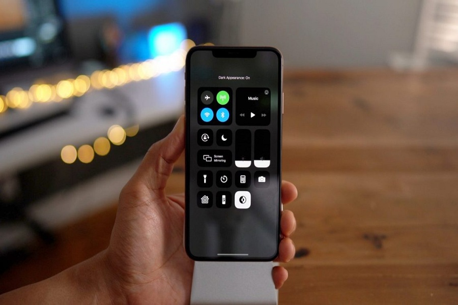 Manage Control Center in iOS 13 on iPhone