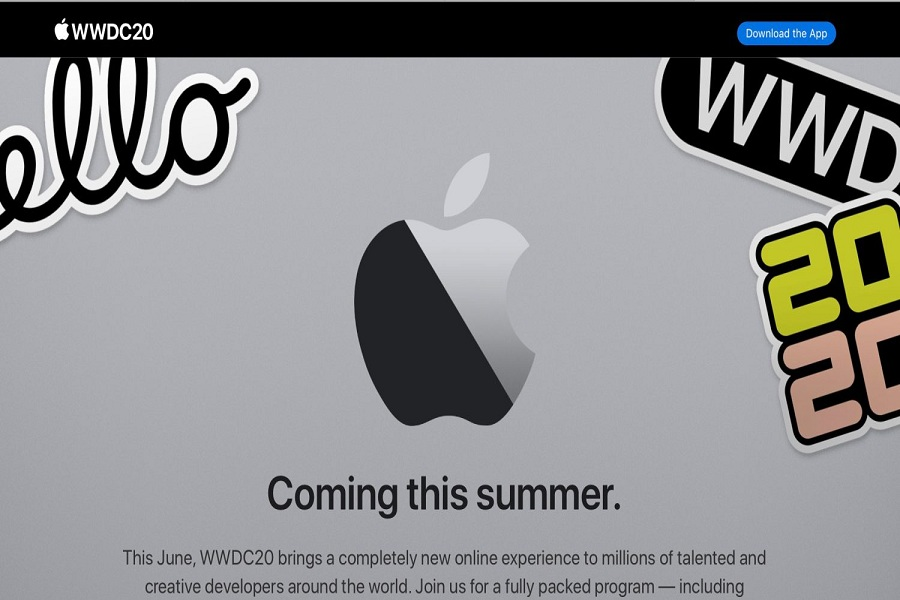 Apple WWDC 2020 June