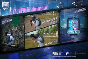 PUBG Mobile 0.17.0 Update