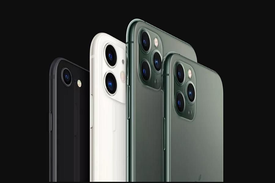 2020 IPHONE SE VS. IPHONE 11