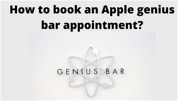 apple genius bar appointment