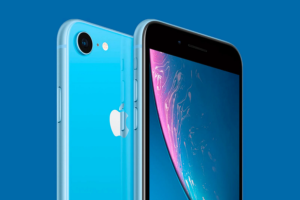 iPhone SE 2 or iPhone device