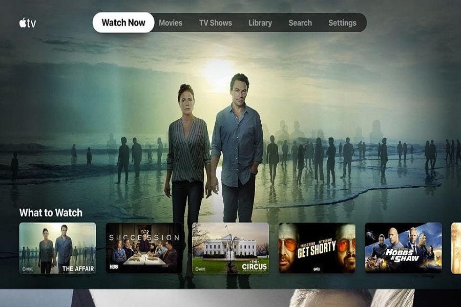 Apple TV Plus on Amazon Firestick