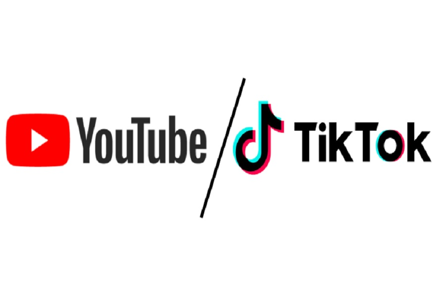 Youtube vs TikTok