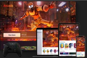 Apple Arcade Games 2020