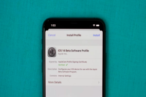 Install iOS 14 Beta 1 on iPhone 7
