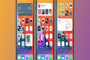 Use iOS 14's Home Screen Widget