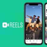 Use Instagram Reels in iOS