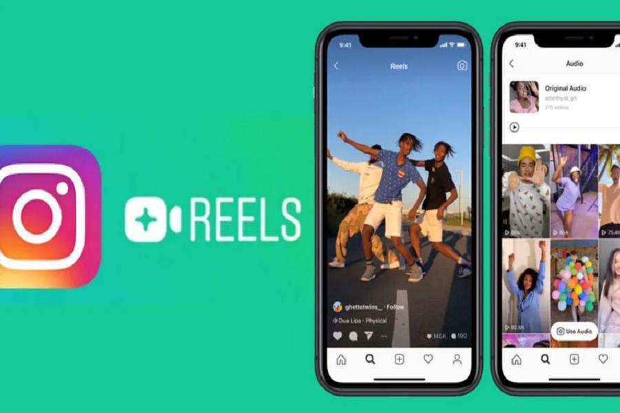 Use Instagram Reels in iOS