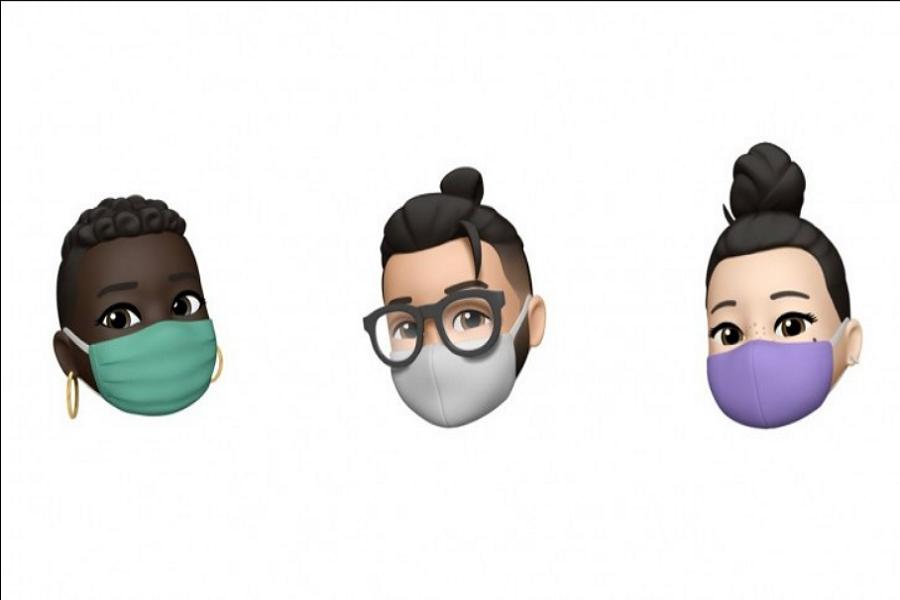 Wear Mask Emoji