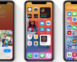 iOS 14 Public Beta on iPhone