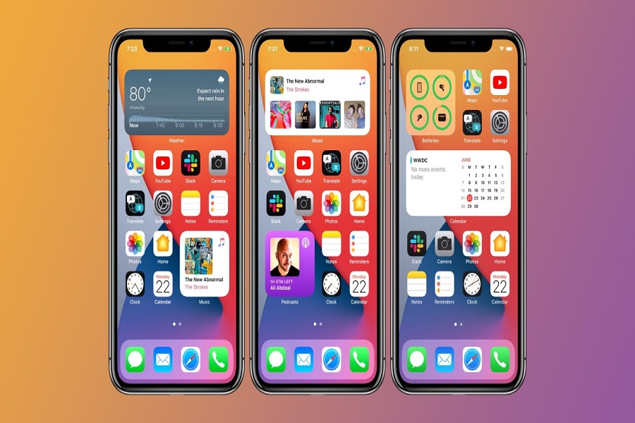 Add Widgets To iPhone Home Screen on iOS 14
