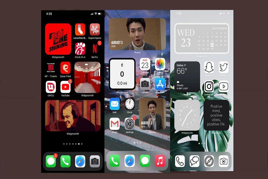 Best Home Screen iOS 14