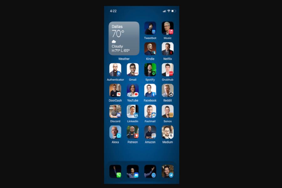 Customize iOS 14 Home Screen