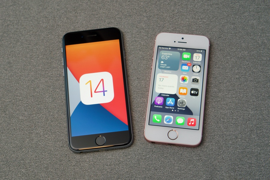 Get iOS 14 on iPhone 6